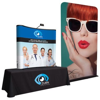 BANNERS, SIGNAGE, TRADE SHOW DISPLAYS
