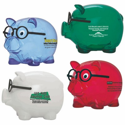 Smart Saver Piggy Bank