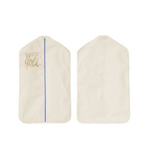 Continued Sugar Britches Toddler Garment Bag (Natural Canvas)